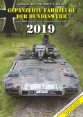Tankograd[BW2019]現用ドイツ連邦陸軍装甲車両年鑑 2019