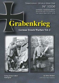 画像1: Tankograd[TG-WWI 1006]Grabnkrieg ドイツ軍の塹壕戦 Vol.2