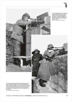 画像2: Tankograd[TG-WWI 1006]Grabnkrieg ドイツ軍の塹壕戦 Vol.2