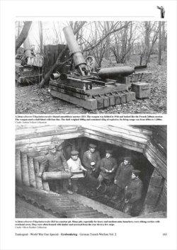 画像3: Tankograd[TG-WWI 1006]Grabnkrieg ドイツ軍の塹壕戦 Vol.2