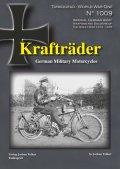 Tankograd[TG-WWI 1009]第一次世界大戦スペシャルエディション WWIドイツ軍用オートバイ史