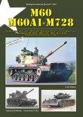 Tankograd[TG-US 3021]M60,M60A1中戦車,M728戦闘工兵車