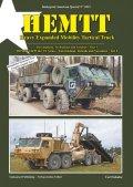 Tankograd[TG-US 3035]HEMTT 重高機動戦術トラック 開発と技術およびその派生 パート1