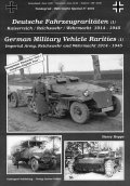 Tankograd[TG-WH 4001]German  Vehicle Rarities(1)