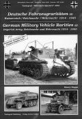 Tankograd[TG-WH 4002]German  Vehicle Rarities(2)