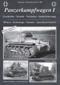 Tankograd[TG-WH 4009]Panzerkampfwagen I
