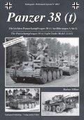 Tankograd[TG-WH 4012]Panzer 38 (t)