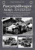Tankograd[TG-WH 4014]ドイツ軍4輪軽装甲車 sd.kfz.221/222/223
