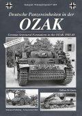 Tankograd[TG-WH 4019]OZAK OZAKにおけるドイツ装甲部隊の編制1943-45