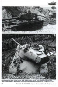 画像4: Tankograd[MFZ-S 5012]Tank M41 and M47 in German Service