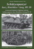 Tankograd[MFZ-S 5018]Armoured Infantry Fighting Vehicles kurz, Hotchkiss / lang, HS 30