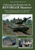 Tankograd[MFZ-S 5020]Vehicles of the Modern German Army during the REFORGER Exercises 1969-1993