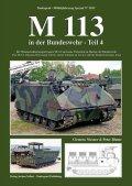 Tankograd[MFZ-S 5035]M113 in the Modern German Army Part 4 現用ドイツ軍のM113 Part 4