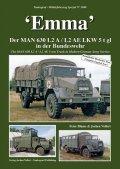 "Tankograd[MFZ-S 5040]""Emma""現用ドイツ軍のMAN 630 L2A/L2AE5トントラック"