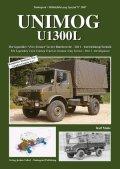 Tankograd[MFZ-S5047]ウニモグU1300L Part.1 開発編