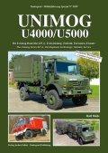 Tankograd[MFZ-S 5059]ウニモグ U4000/U5000 -ドイツ連邦軍の汎用トラック-