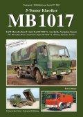 Tankograd[MFZ-S 5063]独 MB1017 5トントラック