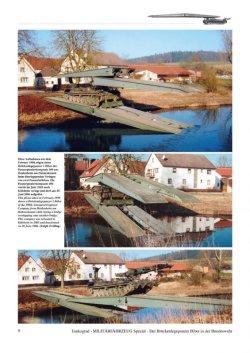 画像2: Tankograd[MFZ-S5078]ブリュッケンレーゲンパンツァー1 ビーバー架橋戦車 ドイツ連邦陸軍に於ける配備と運用