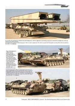 画像3: Tankograd[MFZ-S5078]ブリュッケンレーゲンパンツァー1 ビーバー架橋戦車 ドイツ連邦陸軍に於ける配備と運用