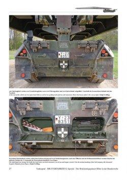 画像5: Tankograd[MFZ-S5078]ブリュッケンレーゲンパンツァー1 ビーバー架橋戦車 ドイツ連邦陸軍に於ける配備と運用