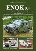 Tankograd[MFZ-S 5088]ドイツ連邦軍エノク5.4装輪哨戒装甲車 変動するドイツ連邦軍と装輪装甲車