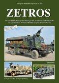 Tankograd[MFZ-S 5074]ドイツ連邦軍のメルセデス・ゼトロス トラック