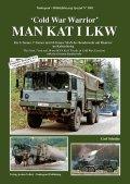 Tankograd[MFZ-S 5081]冷戦の戦士 MAN 戦略トラックILKW   冷戦当時のドイツ連邦軍演習に参加したマン Kat I 5/7/10tトラック
