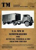 Tankograd[TG-TM 6006]US Semitrs for Autocar U-7144T & U-8144T