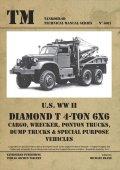 Tankograd[TG-TM 6011]U.S. WWII Diamond T 4 ton 6x6