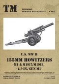 Tankograd[TG-TM 6012]U.S WWII 155mm Howitzers M1&M1917/M1918 4.5-in.Gun M1
