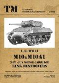 Tankograd[TG-TM 6028]米陸軍 M10&M10A1駆逐戦車