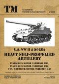 Tankograd[TG-TM 6030]米 M12,M40,M43重自走榴弾砲