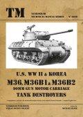 Tankograd[TG-TM 6036]M36,M36B1&M36B2 駆逐戦車