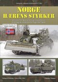 Tankograd[TG-MM 7016]Norge ? H?rens Styrker Vehicles of the Modern Norwegian Land Forces