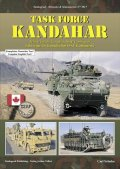 Tankograd[TG-MM 7017]TASK Force KANDAHAR ISAF派遣部隊のカナダ軍軍用車両