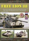 Tankograd[TG-MM 7018]Free Lion 88冷戦下最後のオランダ軍の演習