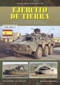 Tankograd[TG-MM 7019]現用スペイン軍の戦闘車両 EJERCITO DE TIERRA