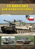 Tankograd[TG-MM 7025]現用ポーランド軍  第10装甲騎兵旅団の戦闘車両