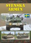 Tankograd[TG-MM 7027]SVENSKA ARMEN 現用スウェーデン軍の軍用車両