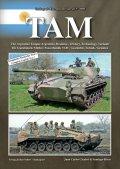 Tankograd[TG-F8006]TAM(Tanque Argentino Mediano)アルゼンチン中戦車