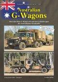 Tankograd[TG-F 8010]オーストラリア国防軍メルセデスベンツGワゴン【999冊限定】