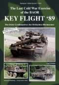 Tankograd[TG-F9010]KEY FLIGHT ´89 - The Last Cold War Exercise of the BAOR