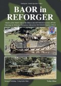 Tankograd[TG-F9012]BAOR in REFORGER - Vehicles of the British Army of the Rhine in the REFORGER Exercises 1975-91