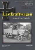 Tankograd[TG-WWI1010]第一次世界大戦スペシャル ドイツ帝国陸軍トラックVol.1   999部限定発行