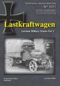 Tankograd[TG-WWI1011]第一次世界大戦スペシャル ドイツ帝国陸軍トラックVol.2   999部限定発行