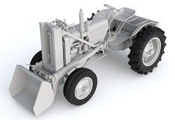 画像2: サンダーモデル[TM35002]1/35 WWII米 ケース社製 軍用ローダー
