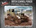 サンダーモデル[TM35202]1/35 WWII英 スキャンメルパイオニア R100 砲兵トラクター