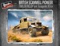 サンダーモデル[TM35200]1/35 WWII英 スキャンメルパイオニア 戦車運搬車(TRMU30+TRCU30)セット