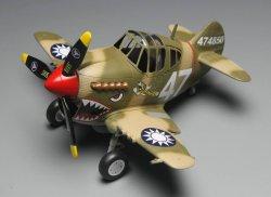 画像1: タイガーモデル[TM-106]キュート WWII米 ウォーホーク