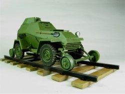 画像3: ヴィジョンモデルズ[VM-35004]1/35 BA-64 装甲軌道車